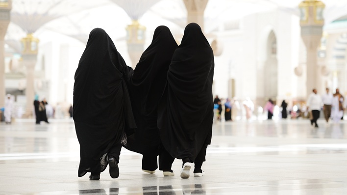 women and Hajj