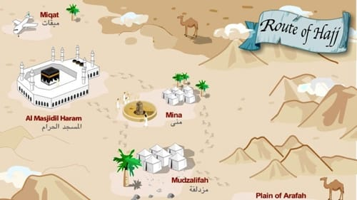 Hajj - Place by Place